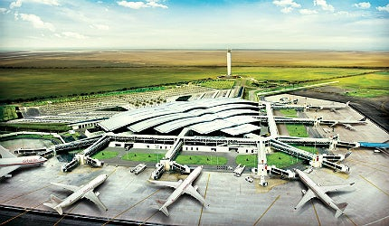 Enfidha-Hammamet International Airport tunisia north africa revolution
