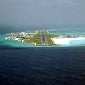 The Maldives Government cancelled a high-profile airport contract
