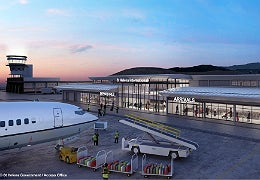 The airport will have a huge effect