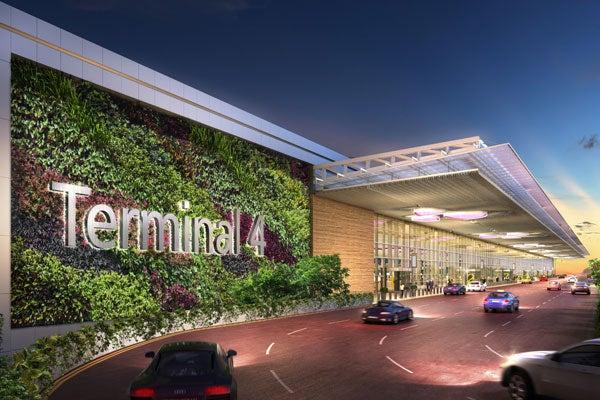 Terminal 4, Changi International Airport