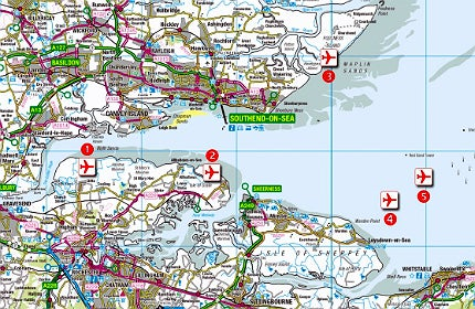 The proposed Thames Estuary airport has caused much debate