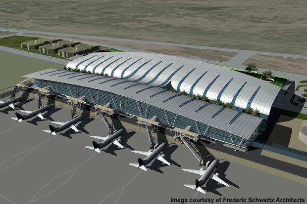 Chenai airport