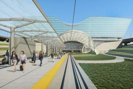 Denver International Airport South Terminal Redevelopment