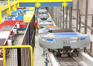 Crisplant Awarded Residential Service Contract for London Heathrow Airport's Crisplant & BEUMER Group Sorters