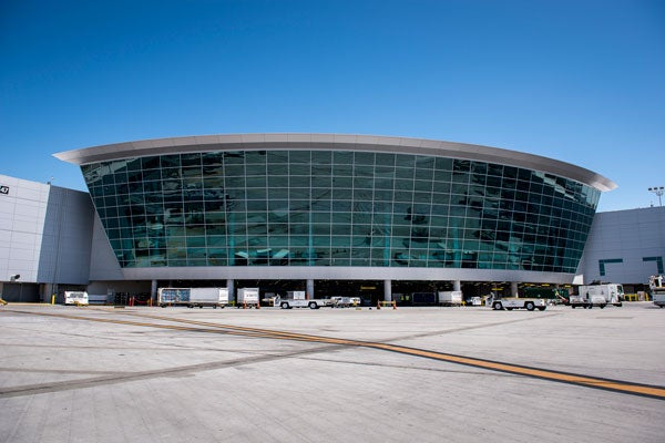 Green Build Terminal, San Diego International Airport