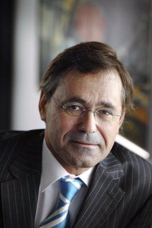 Govert Hamers New CEO at Vanderlande Industries