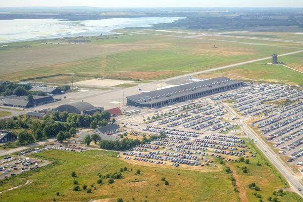 Aalborg International Airport Airport Technology
