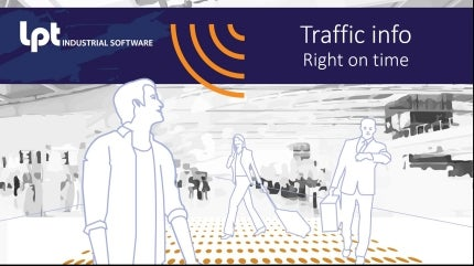 Real-Time Airport Communication Software