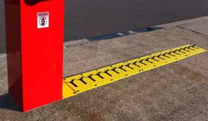 AMC security barriers
