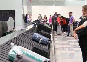 baggage handling carousels