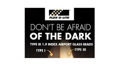 Dont be afraid of the dark flex-o-lite