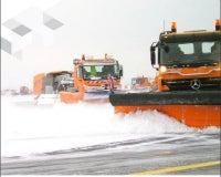 Airport winter management