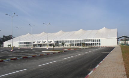 Airport Buildings
