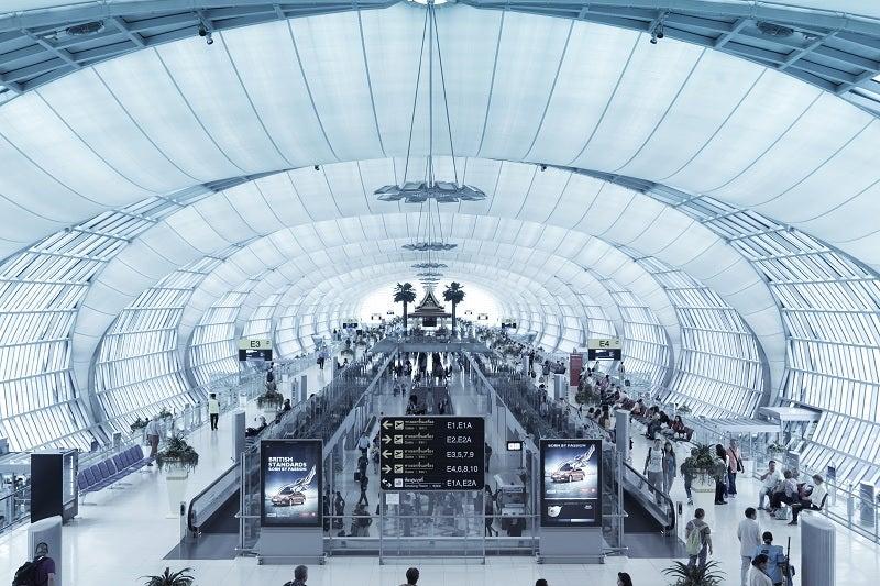 Suvanaphumi Airport, Bangkok