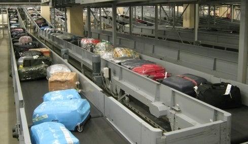 Baggage Handling Airport