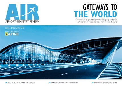 Airport Industry Review - the new digital magazine for the airport industry