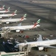 Middle East passenger traffic growth