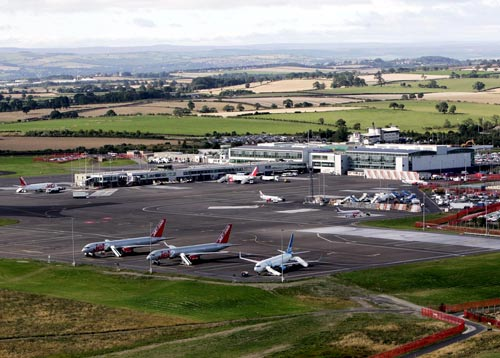 Newcastle International Airport Expansion, United Kingdom