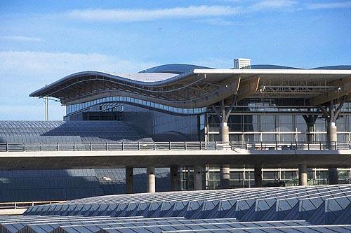 Gardermoen Airport (GEN/ENGM), Oslo, Norway