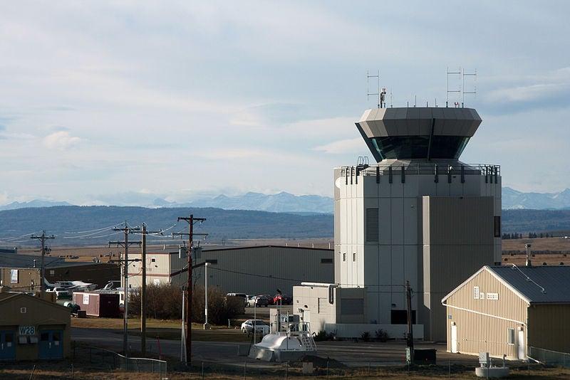 Calgary Springbank Airport