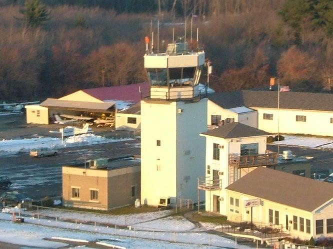 FAA ATC Tower Closure delay