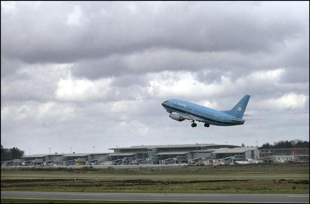 Airport capacity crunch