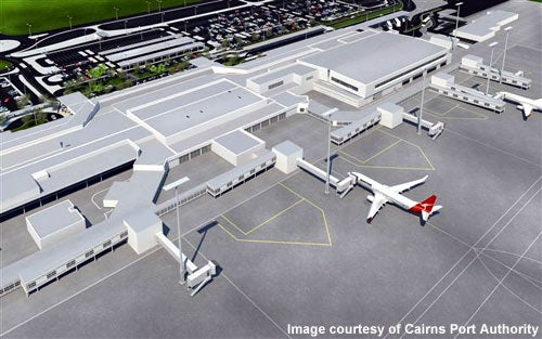 Cairns Airport $1bn development programme