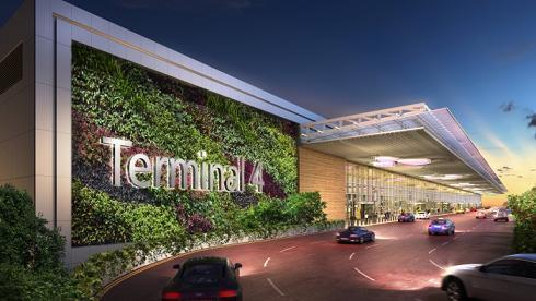 Changi Airport T4