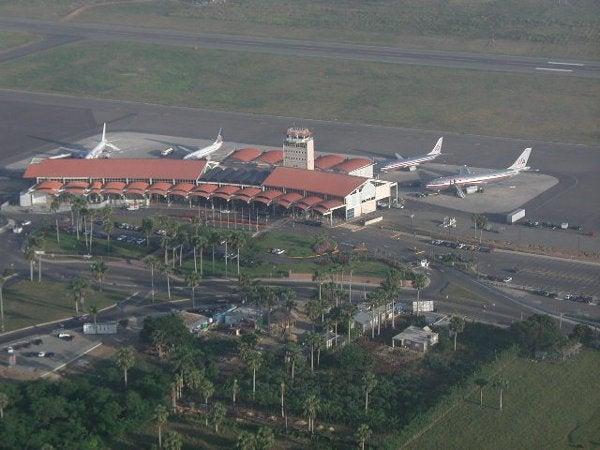 Cibao airport