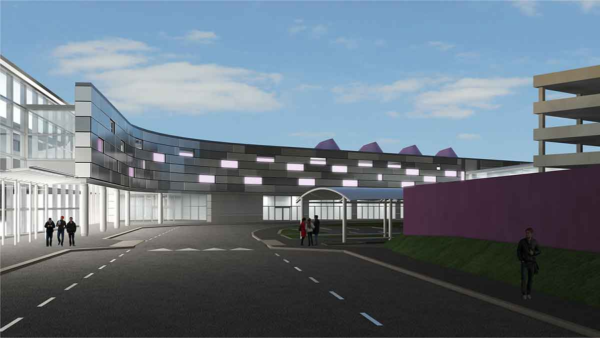 Edinburgh Airport expansion