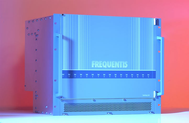 Frequentis VCS system