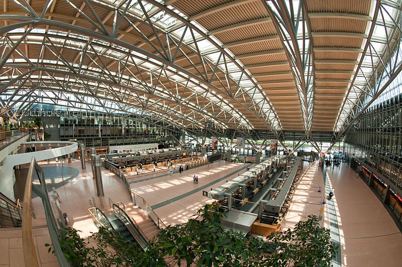Hamburg Airport, Hochtief
