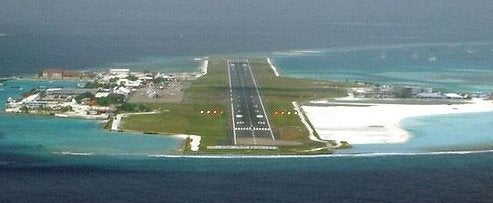 Male Airport, Maldives