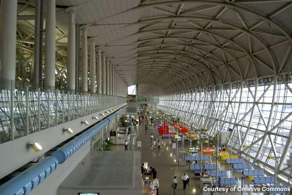 KAnsai Airport, SITA