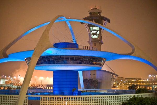 Los Angeles airport TErminal 5 revamp