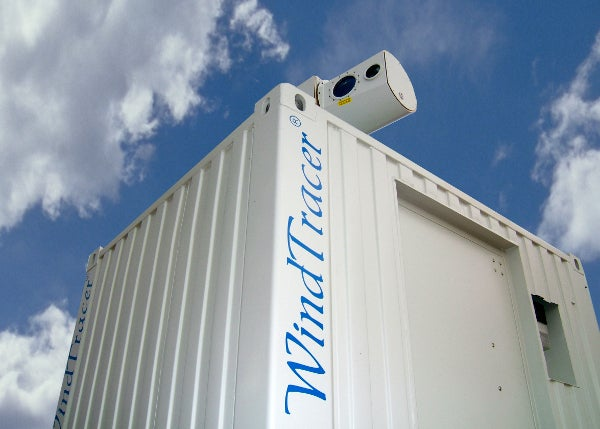 Lockheed Martin Wind Tracer system