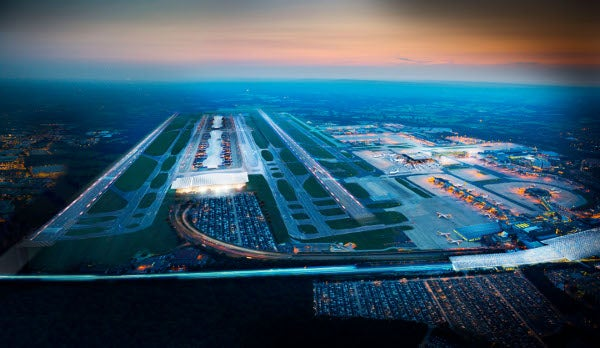 GAtwick Airport AIrport hub