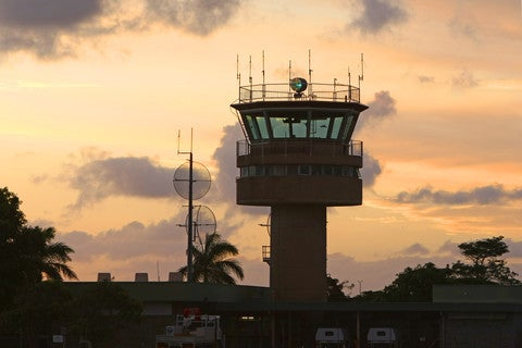 Airservices MAckay Tower