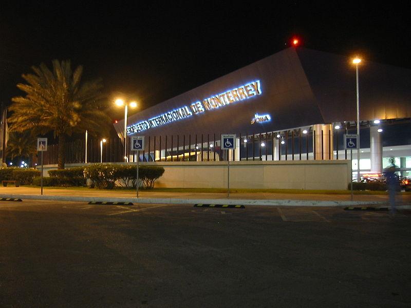 monterry airport