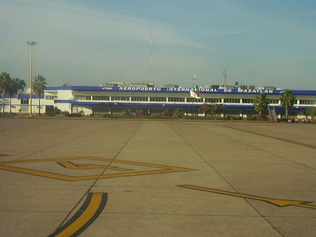 Mazatlán airport
