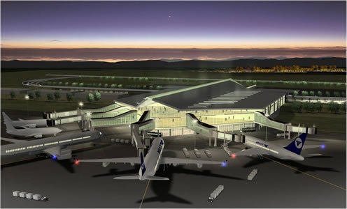 Mitsubishi, Chiyoda to build new international airport in Mongolia