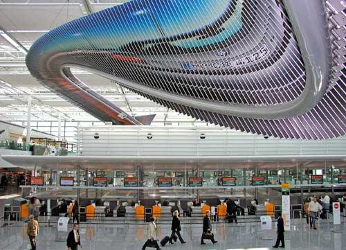 Munich Airport passengers