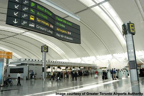 PArson Airport