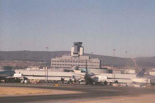 SFO Airport 1