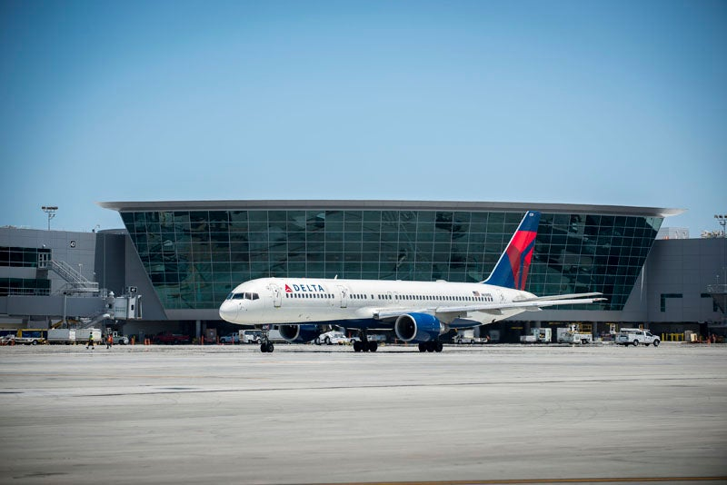 SAn Diego Airport expansion