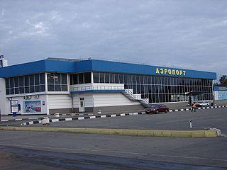 Simferopol airpor