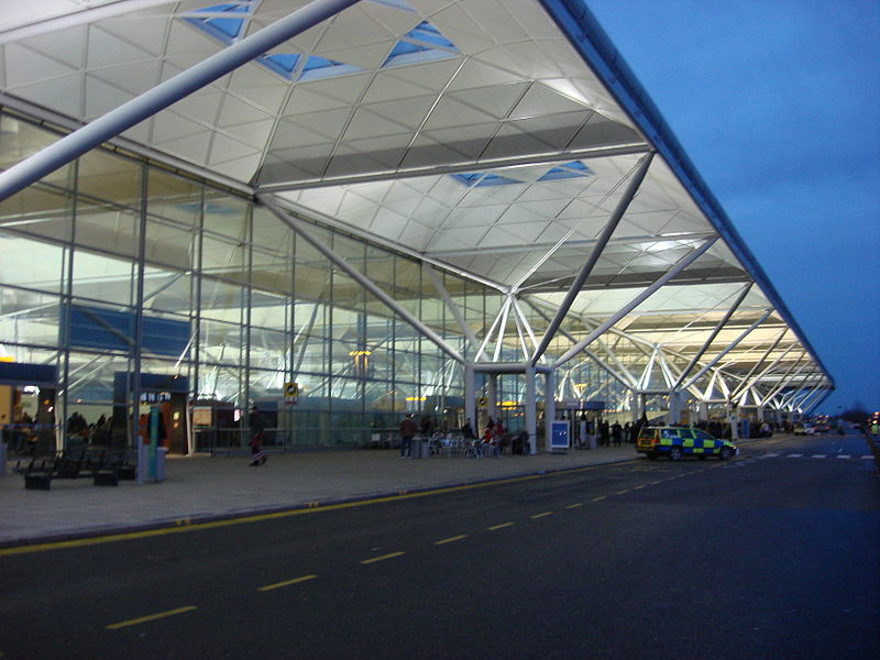 Stansted Airport In London