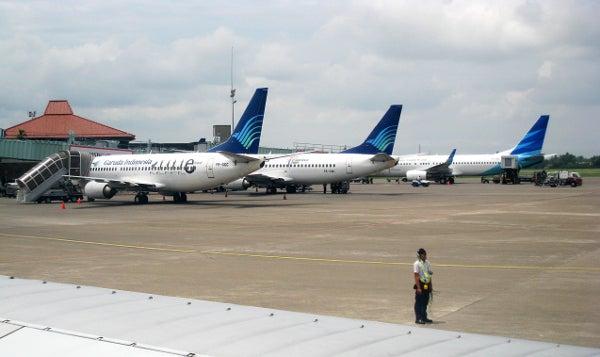 Soekarno-Hatta Airport