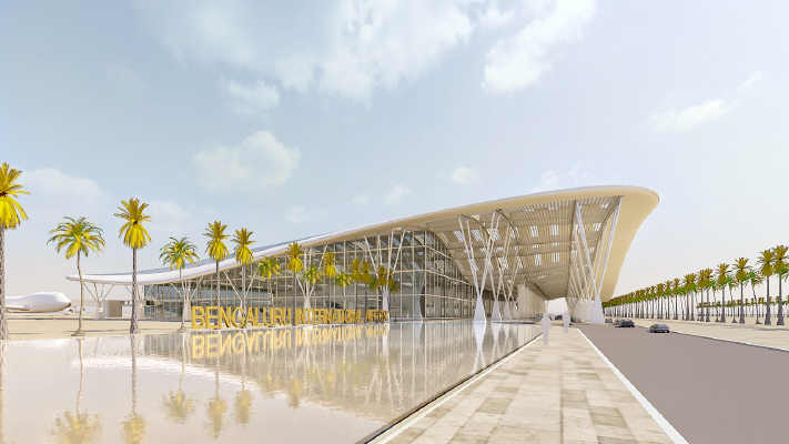 Bangalore Reveals Terminal 1 Expansion Details