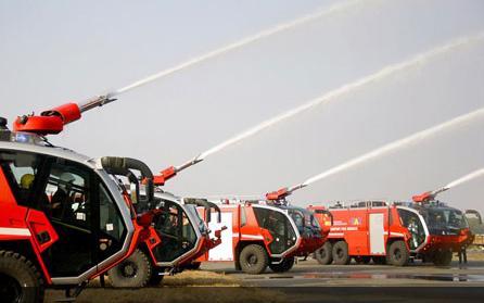 TTL firefighting equipment